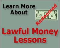1 Lawful Money Sales