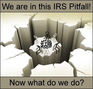 IRS Pitfall