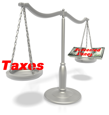 Lawful Money - Tax Scale Flat