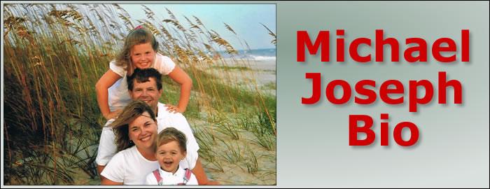 Michael joseph Bio Header