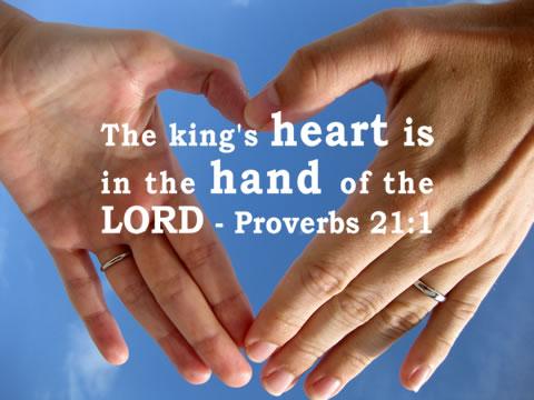 Proverbs 21-1