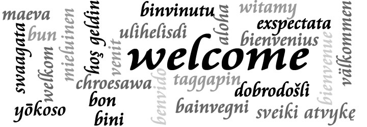Welcome - MJ